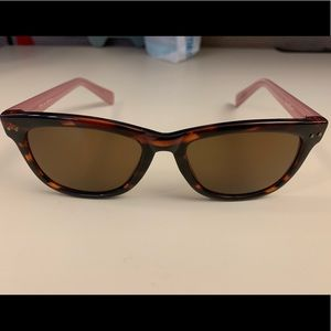 Cole Haan Wayfarer Sunglasses